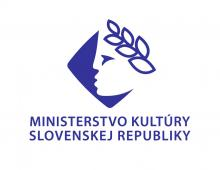 MINISTERSTVO KULTÚRY SLOVENSKEJ REPUBLIKY
